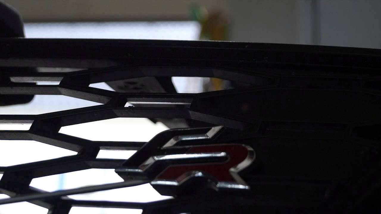 seat leon 5f embleme entfernen  youtube ~ Geschirrspülmaschine Front Entfernen
