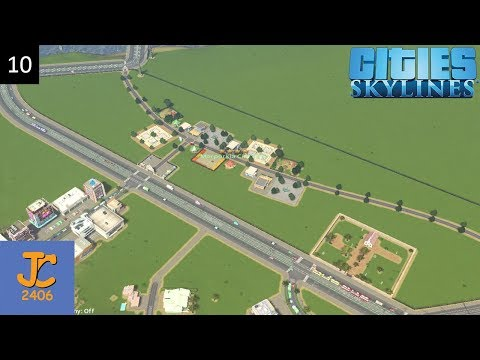 Who Needs Industry Anyway - Cities Skylines Part 10