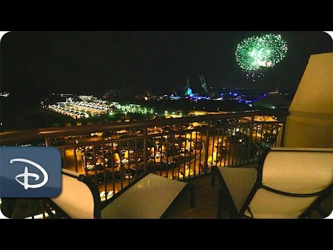 Best Views From Walt Disney World Resorts | Contemporary Resort