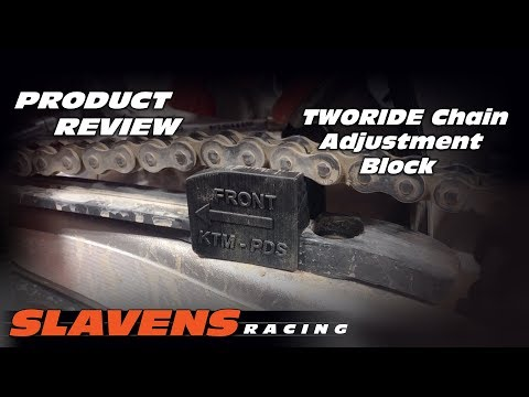 TwoRide Chain Adjustment Block - Product Review