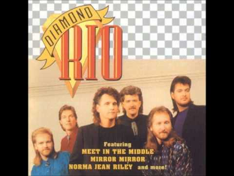 Diamond Rio- Mirror, Mirror
