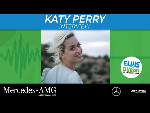 Katy Perry Reveals Her Top Two Contestants For American Idol | Elvis Duran Show