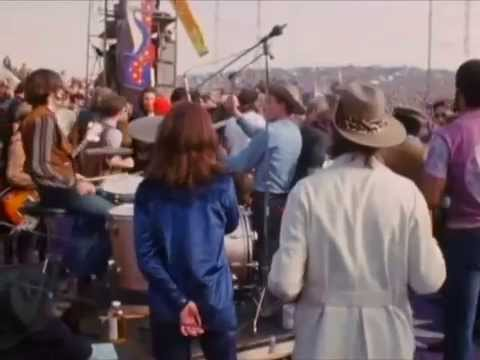 On Stage: The Other Side Of This Life - Jefferson Airplane, 1969 - Altamont Speedway (NSFW)