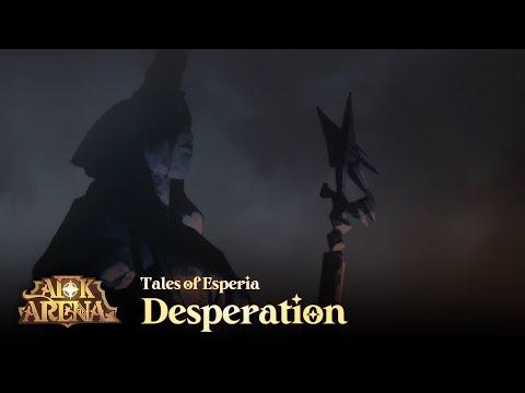 Tales of Esperia: Desperation   Full Cinematic Trailer   AFK Arena