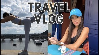 TRAVEL VLOG | MEXICO CITY - PRAGUE - NASHVILLE | JEN SELTER