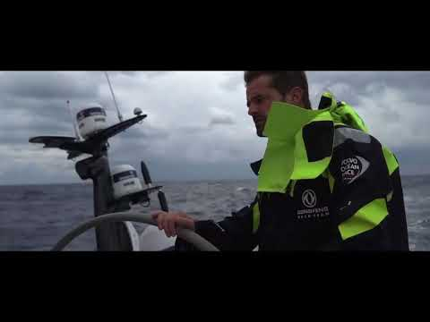 Volvo Ocean Race: just a normal day at the office - 14 feb 18 - 10:38