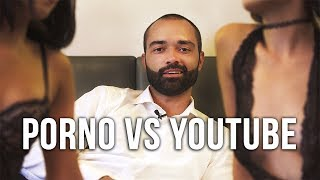 YOUTUBE VS PORNO