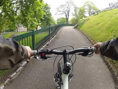 Union Terrace Gardens Aberdeen - 2012 Video