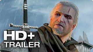 THE WITCHER 3 WILD HUNT Extended Trailer German Deutsch (HD+) 2015