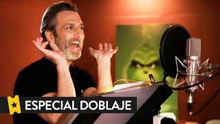 Ernesto Alterio pone voz a El Grinch [EXCLUSIVA]