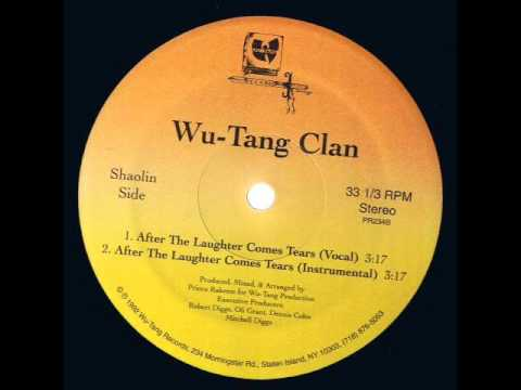 Wu-Tang Clan - After The Laughter Comes Tears - YouTube