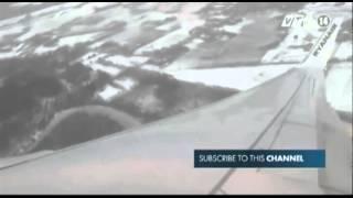 VTC14_Vật thể lạ chưa xác định suýt đâm vào máy bay thumbnail