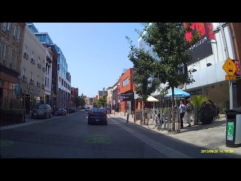 View Of Downtown Kitchener Ontario