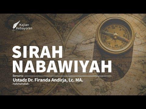 live:-sirah-nabawiyah-#23---ustadz-firanda-andirja