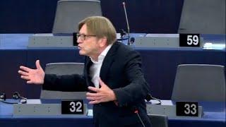 Asyldebatte: EU-Parlamentarier liest Kurz und Seehofer die Leviten