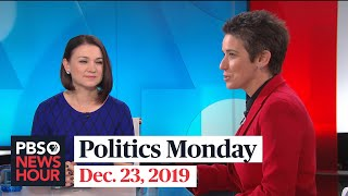 Tamara Keith and Amy Walter on Senate trial standoff, Iowa 2020 polls