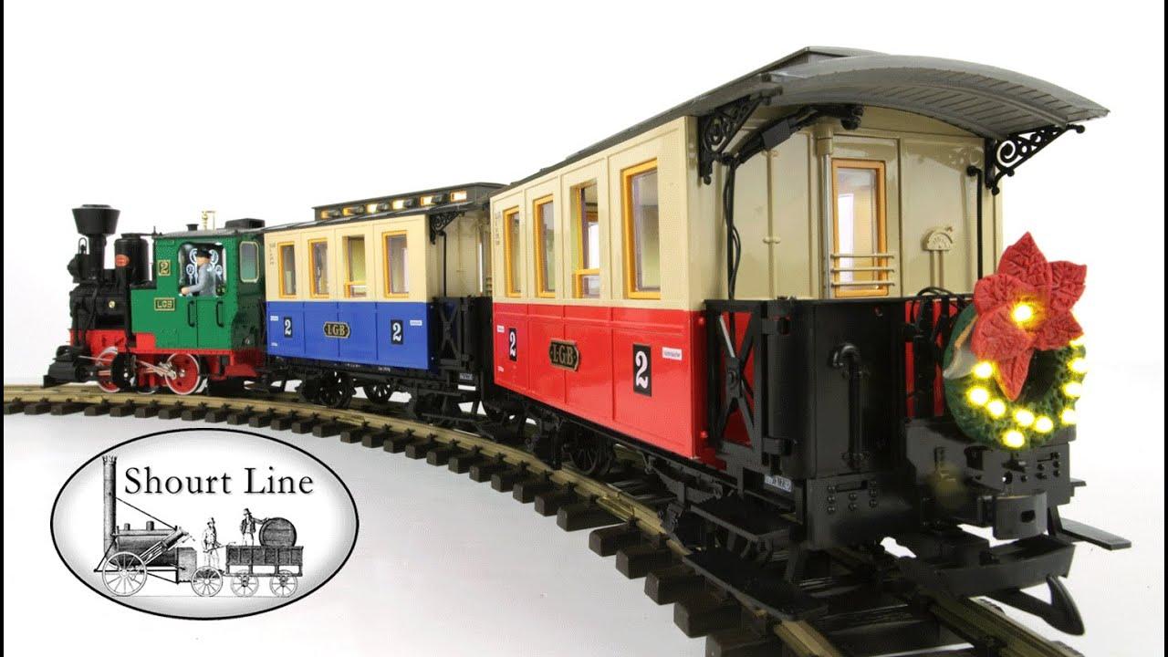 lgb train wiring diagram [ 1280 x 720 Pixel ]