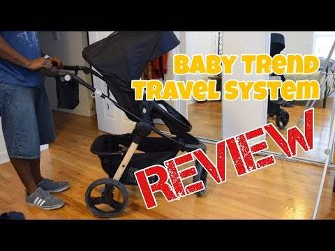 Baby Trend Stroller Royal SE Travel System - In Depth Review