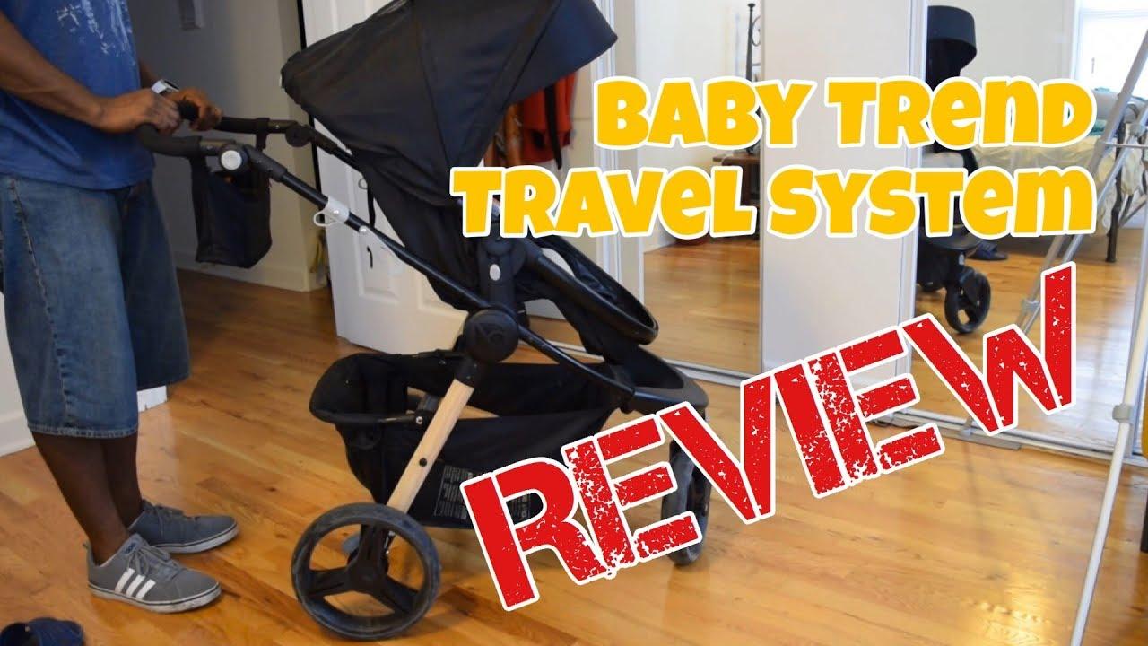Baby Trend Stroller Royal Se Travel System In Depth