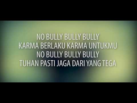 NO BULLY - DYCAL ft DIEDRA (OFFICIAL LYRIC VIDEO)