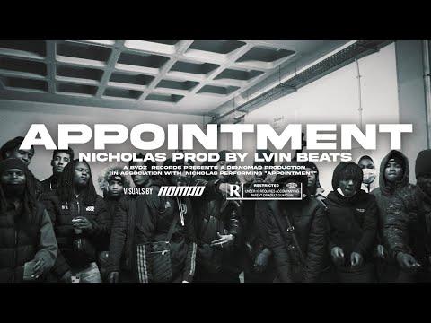 Nicholas – Appointment