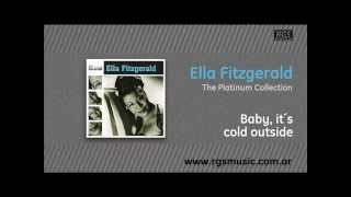 Ella Fitzgerald Baby it s cold outside