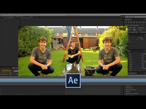 Advanced Cloning (After Effects Tutorial)