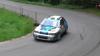 2. Perger Mühlstein Rallye 2018 STOCKINGER Markus-MOSER Johann Rainer