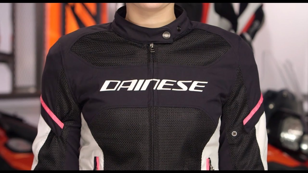 Dainese Air Frame D1 Women S Jacket Review At Revzilla Com