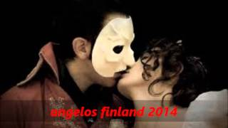 Nicole Scherzinger Phantom Of The Opera angelos finland 2014