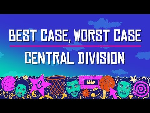 Central Division Best Case/Worst Case | NBA Previewpalooza | The Ringer