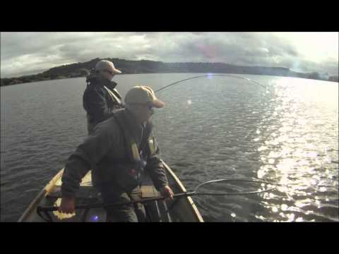 Fly Fishing For BIG Pike With John Horsey At Chew Valley