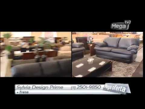 Promoção de Sofás Sylvia Design! - YouTube