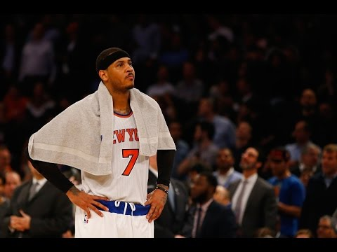 What is Carmelo Antony's Fate With the Knicks?