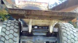 Terex 40 ton off road dump truck