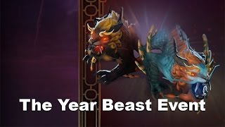 Year Beast Brawl Event - New Bloom 2015 Dota 2