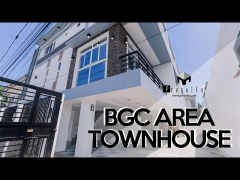 Touring this Affordable Townhouse for Sale near Bonifacio Global City • House Tour 105