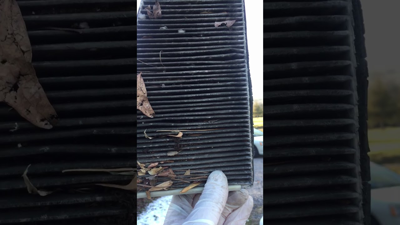 2004 mercury sable cabin air filter location and replacement [ 1280 x 720 Pixel ]