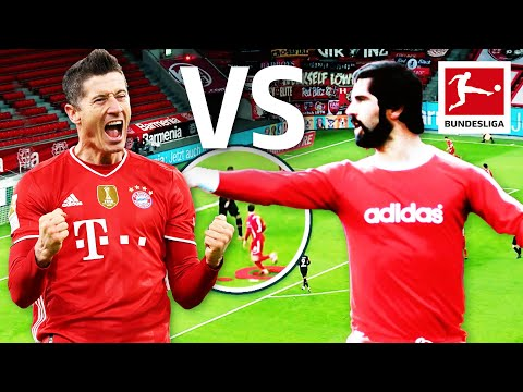 Robert Lewandowski vs. Gerd Müller I 40 Goals Record Holder I Analysis