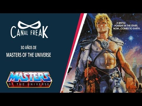30 Años cumple Masters Of The Universe  | Canal Freak