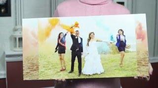 Свадебная фотокнига - Максим и Юлия