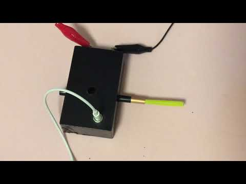DIY Variable Capacitor From Copper Pipes For FM Crystal Radio