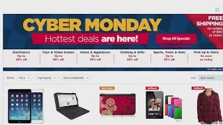 Economist says online shopping Cyber Monday trends steal Black Friday shopping shine