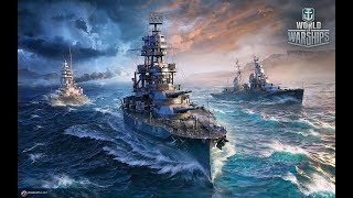 World Of Warships - ЗАЕЗД В РАНДОМ НА БРОНЕВАНАХ !