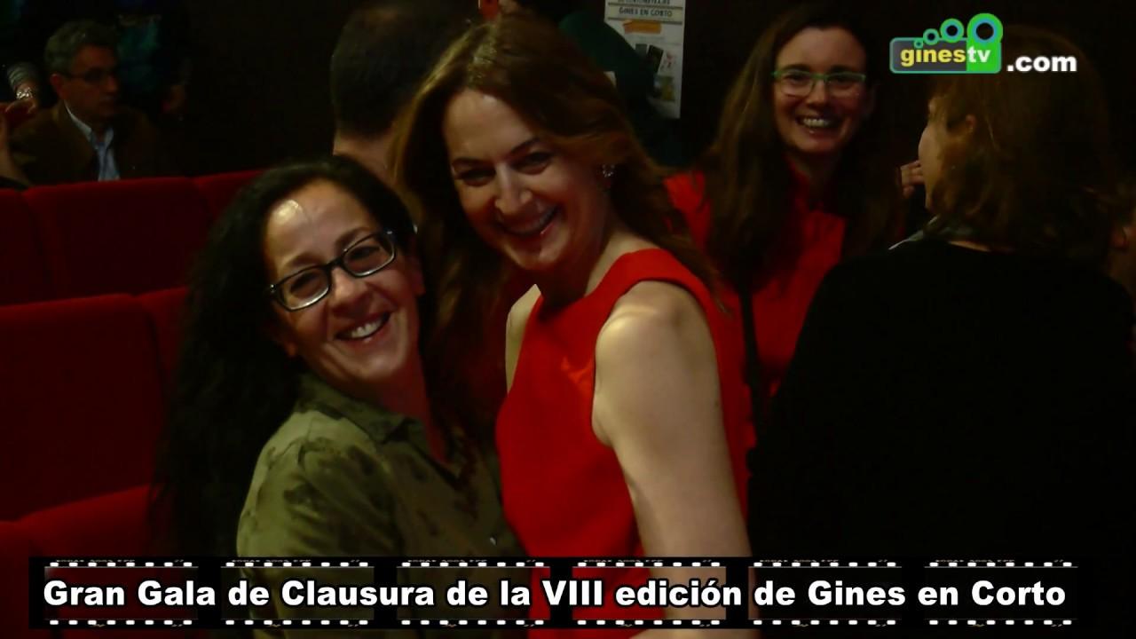 Gala de Clausura de Gines en Corto 2018 (resumen musical)