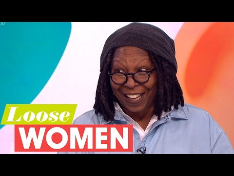 Whoopi Goldberg Doubts They'll Have President Trump on the View | Loose Women