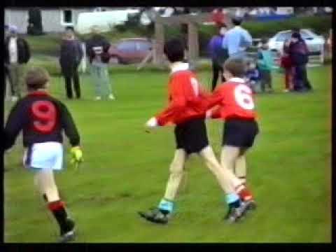 1993 Greenlough U10 trip to Swinford County Mayo