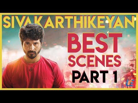 Sivakarthikeyan Compilation scenes | Ethir Neechal | Kaaki Sattai | Remo | Rajini Murugan | Part 1