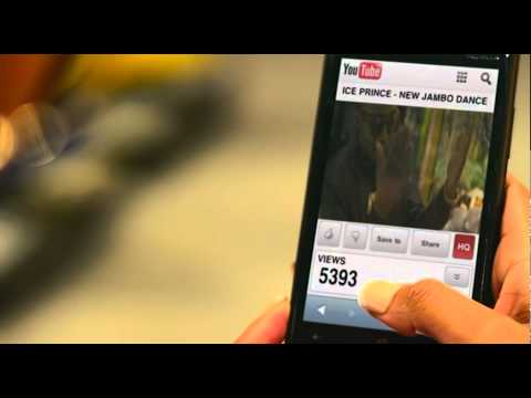 ICE PRINCE MTV AFRICA MUSIC AWARDS 2014 NOMINATION