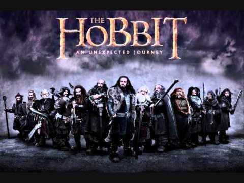 Lo Hobbit- Canzone dei Nani : I Monti Nebbiosi ( versione integrale in italiano) misty mountains